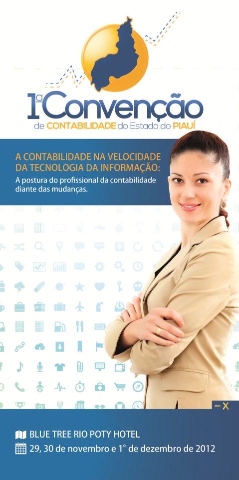 Confira a programação da I Convenção de Contabilidade do Piauí