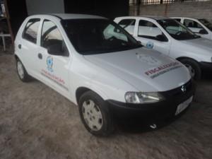 CRC-PI leiloa três veículos Celta 2004/2004