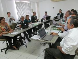 CRC-PI realiza plenária referente ao mês de outubro