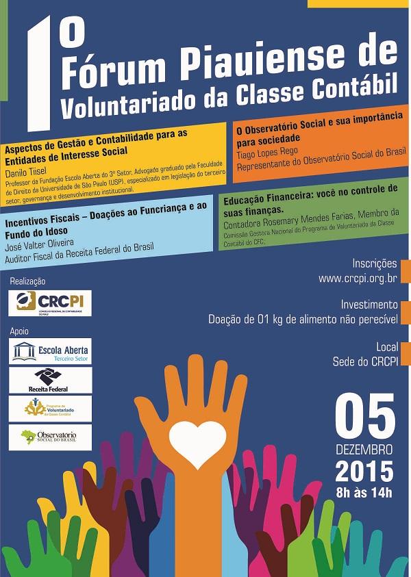 1 encontro de voluntariado