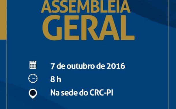 Associação de Peritos Contadores do Piauíconvoca categoria paraassembleia geral