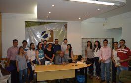 CRC-PI entrega carteira profissional aos novos contadores
