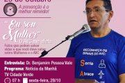 Prevenção contra AVC será tema de entrevista com Dr. Benjamim Pessoa Vale