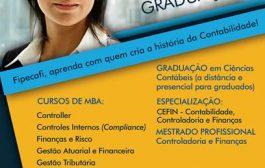 CRC-PI e FIPECAFI firmam convênio para Educação Profissional Continuada