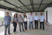 Comissão e Diretoria fazem vistoria nas obras de reforma da sede do CRC-PI