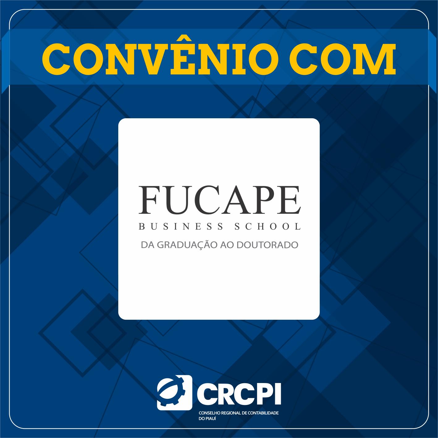 CONFIRA TERMOS DE PARCERIA ENTRE FUCAPE E CRC-PI