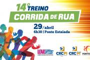 CRCPI promove Treino de Corrida de Rua na Semana da Contabilidade
