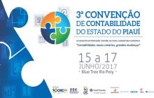CRCPI promove 3ª Convenção Contábil do Piauí entre os dias 15 e 17 de junho