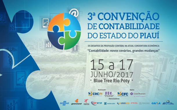 Teresina se prepara para receber o maior evento da Contabilidade do Piauí