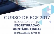 CRC-PI abre inscrições para segunda turma do curso de Escrituração Contábil Fiscal