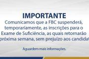 Conselho Federal de Contabilidade prorroga inscrição do exame de suficiência