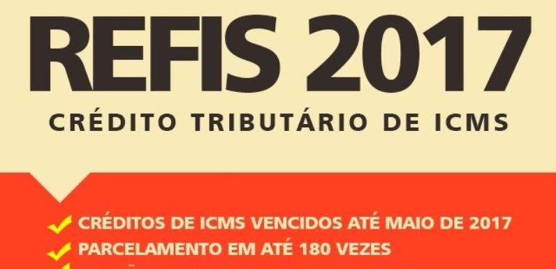 Sefaz prorroga prazo de adesão ao REFIS 2017; a regularização do débito vai até 31 de agosto