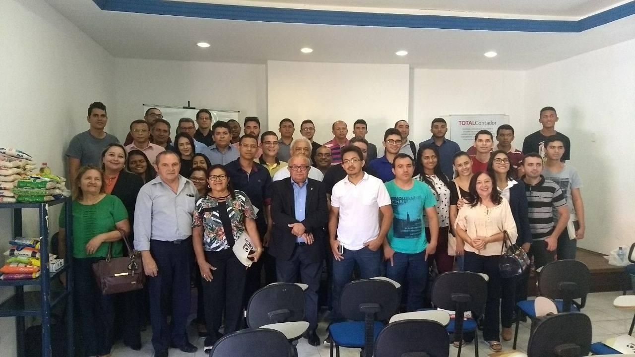 CRCPI realiza minicurso sobre Sped/ Fiscal Contábil, e-Social e Reforça Trabalhista em Campo Maior