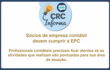 Sócios de empresa contábil devem cumprir a EPC