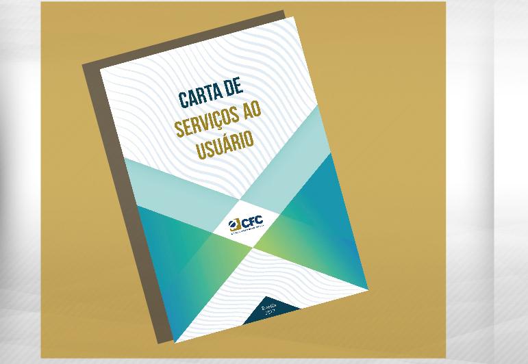 CFC edita a Carta de Serviços ao Usuário: sociedade agora pode conhecer melhor o Conselho