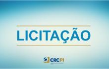 CRC-PI divulga edital para aquisição de veículos