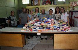 Solidariedade: CRCPI distribui alimentos a entidades carentes de Teresina