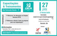 CRC-PI realizará curso sobre Simples Nacional em São Raimundo Nonato