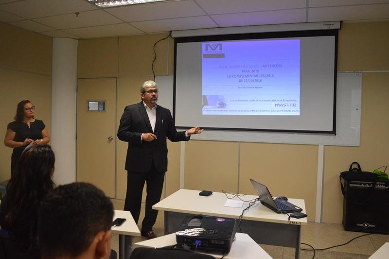 CRC-PI promove treinamento sobre as novas regras do Simples Nacional