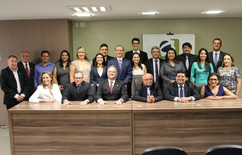 Confira a relação dos empossados no Conselho e Diretoria do CRC-PI