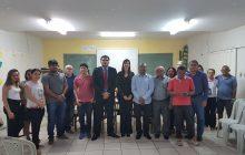 Presidente do CRC-PI media demanda de contadores de Esperantina