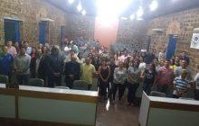 Mais de 140 profissionais participam de capacitação em Parnaíba