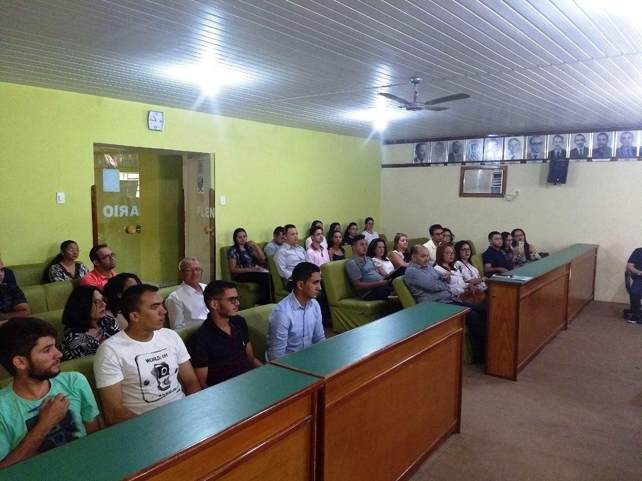 CRC-PI promove capacitação em Pedro II