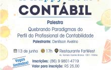 CRC-PI Jovem promove II Happy Hour Contábil