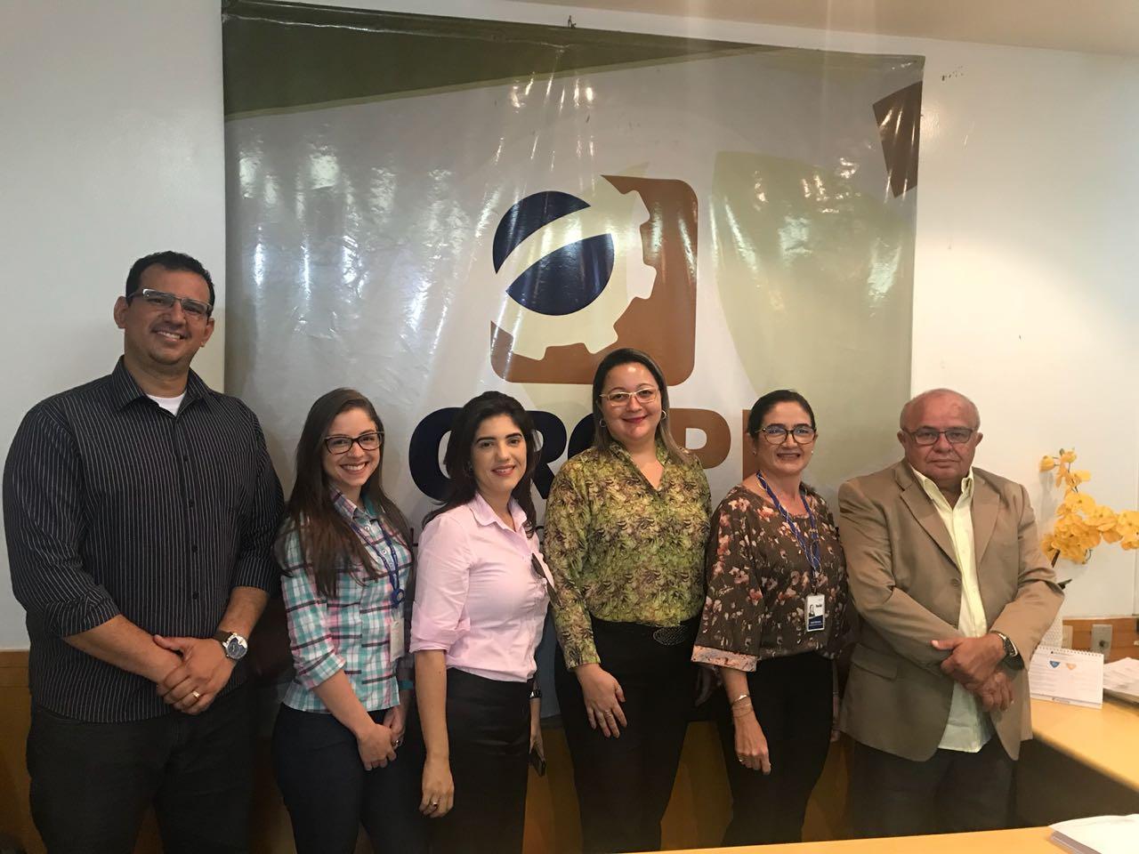 CRC-PI se reúne com Facid Wylden e fortalece parceria