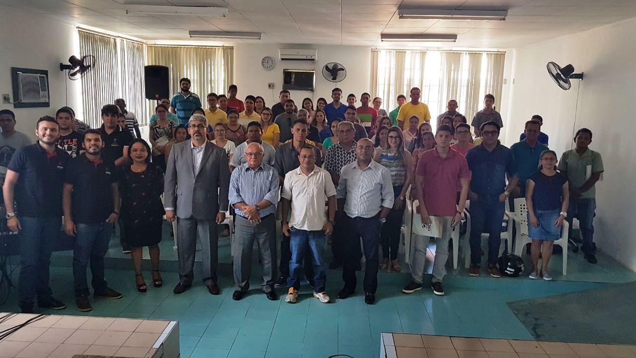 Profissionais de Esperantina participam de curso sobre eSocial