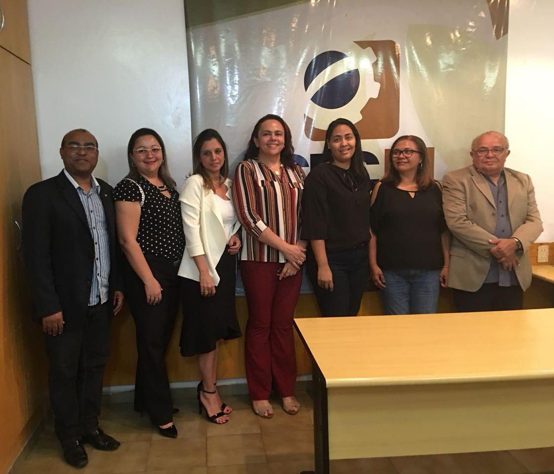 CRC-PI realiza primeira reunião da nova Comissão da Mulher Contabilista