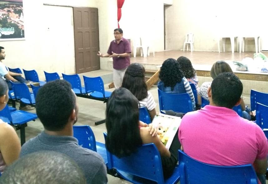 José de Freitas recebe palestra sobre perspectivas da profissão contábil