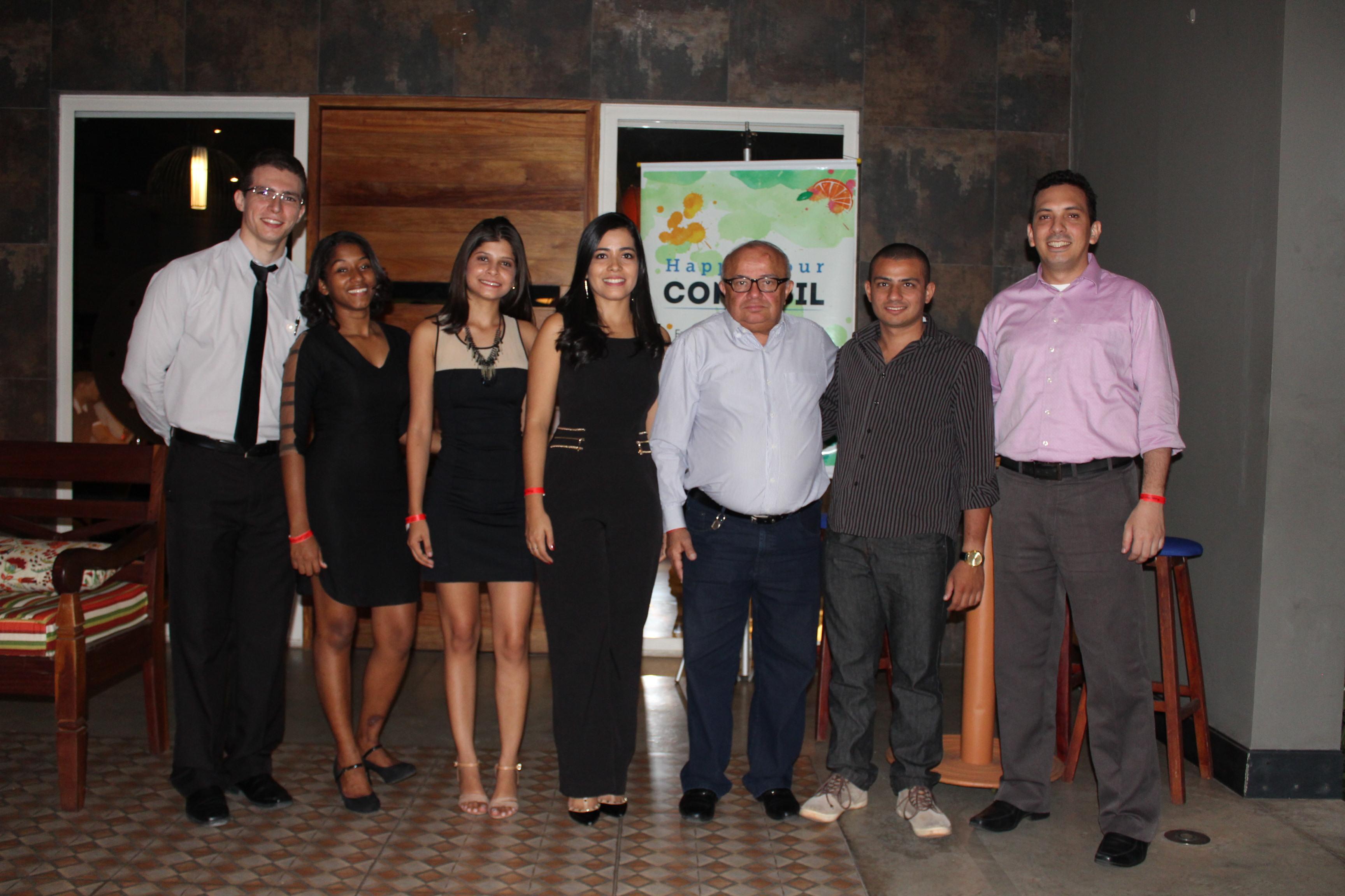 Jovens lideranças do CRC-PI promovem II Happy Hour Contábil