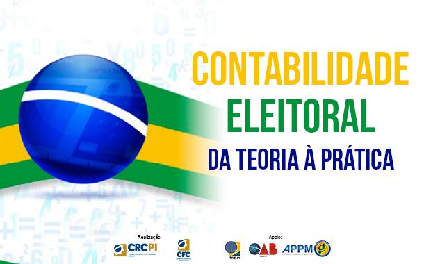 Piauí recebe Seminário de Contabilidade Eleitoral no dia 8 de agosto