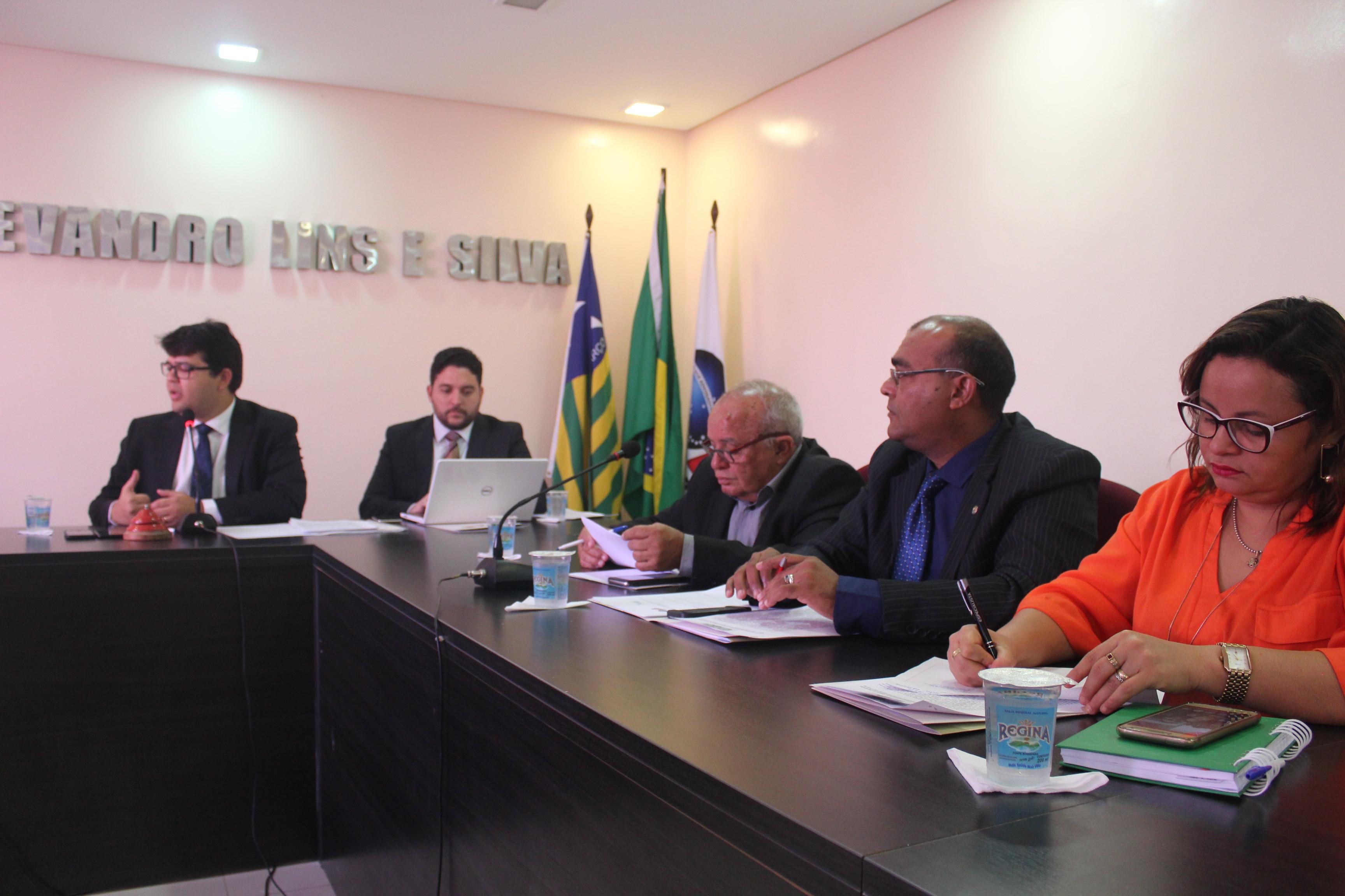 CRC-PI discute fiscalização integrada entre conselhos regionais