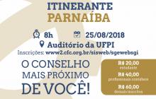 Parnaíba recebe CRC Itinerante dia 25 de agosto