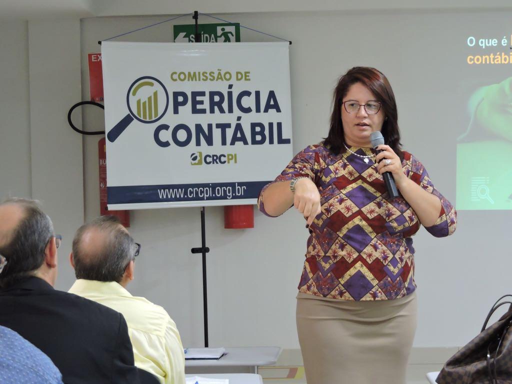 Contadores participam de capacitações sobre Perícia Contábil