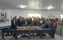 Contadores de Uruçuí participam de curso sobre eSOCIAL e ICMS com o CRC-PI