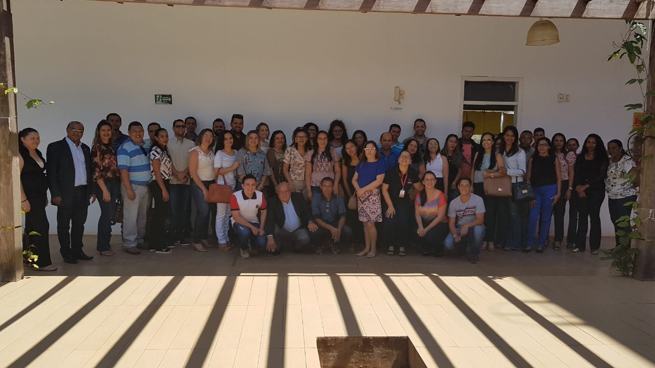 CRC-PI segue com agenda de capacitação no município de Corrente