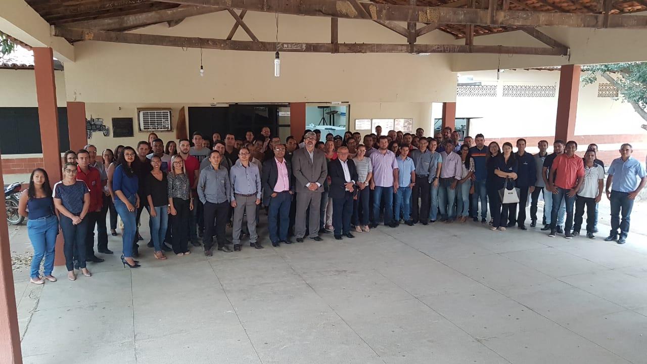 Curso eSocial e ICMS do CRC-PI lota auditório da UFPI em Bom Jesus