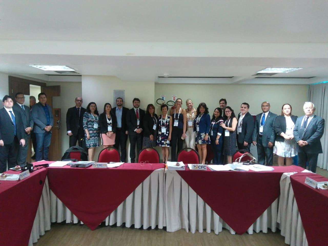 CRC-PI participa de encontro com diretores, assessores e presidentes da região Nordeste