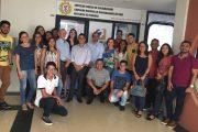 Estudantes da UNINASSAU visitam Delegacia do CRC-PI de Parnaíba