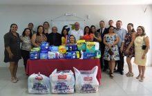 Café da manhã comemorativo e doação de fraldas ao Lar das Flores de Maria marcam o Dia do Contador no CRC-PI