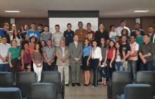 Facid Wyden participa de CRC Itinerante e assina termo de parceria com o Conselho Regional