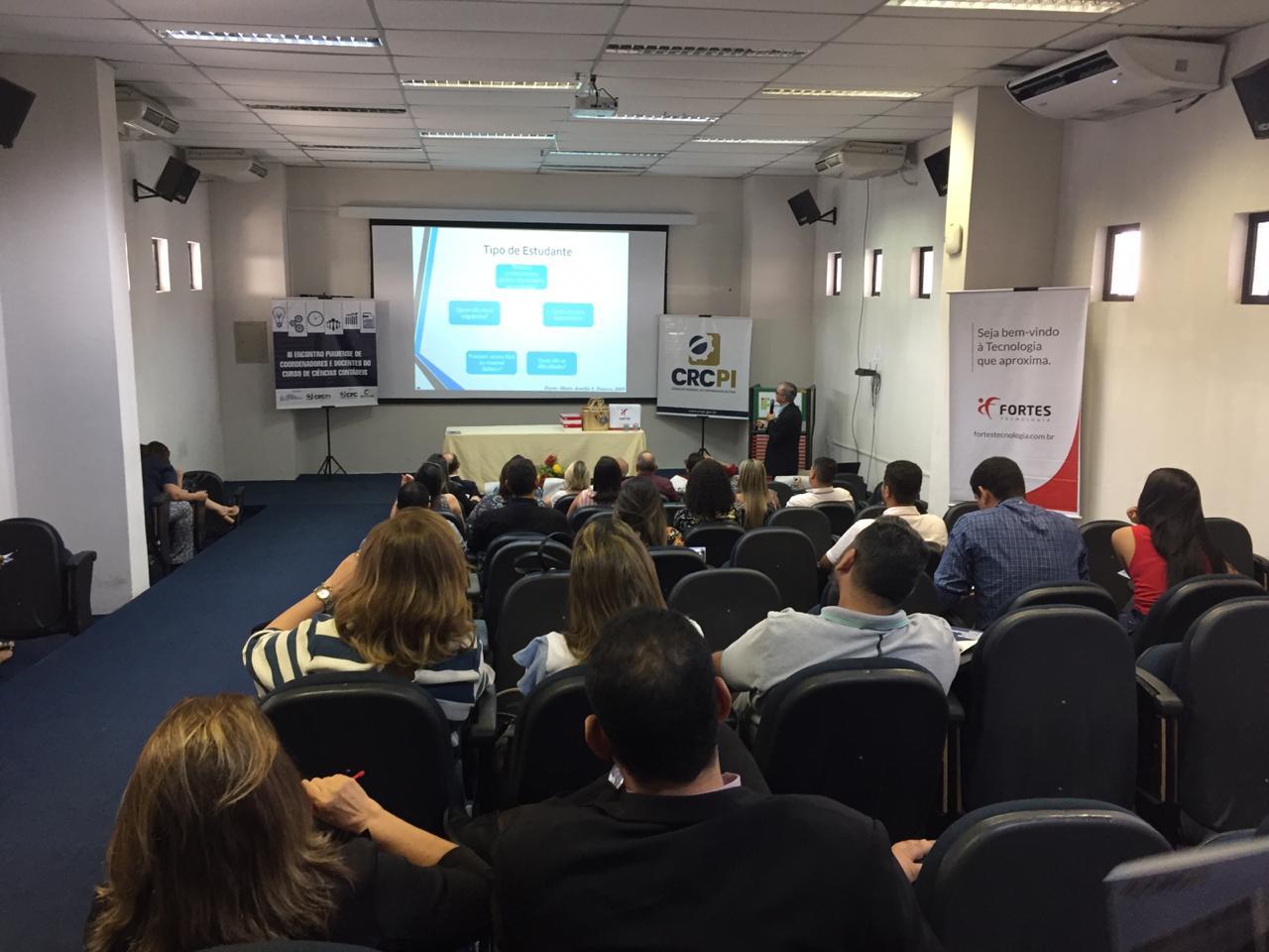 Conselho de Contabilidade do Piauí qualificou mais de 8 mil pessoas em 2018