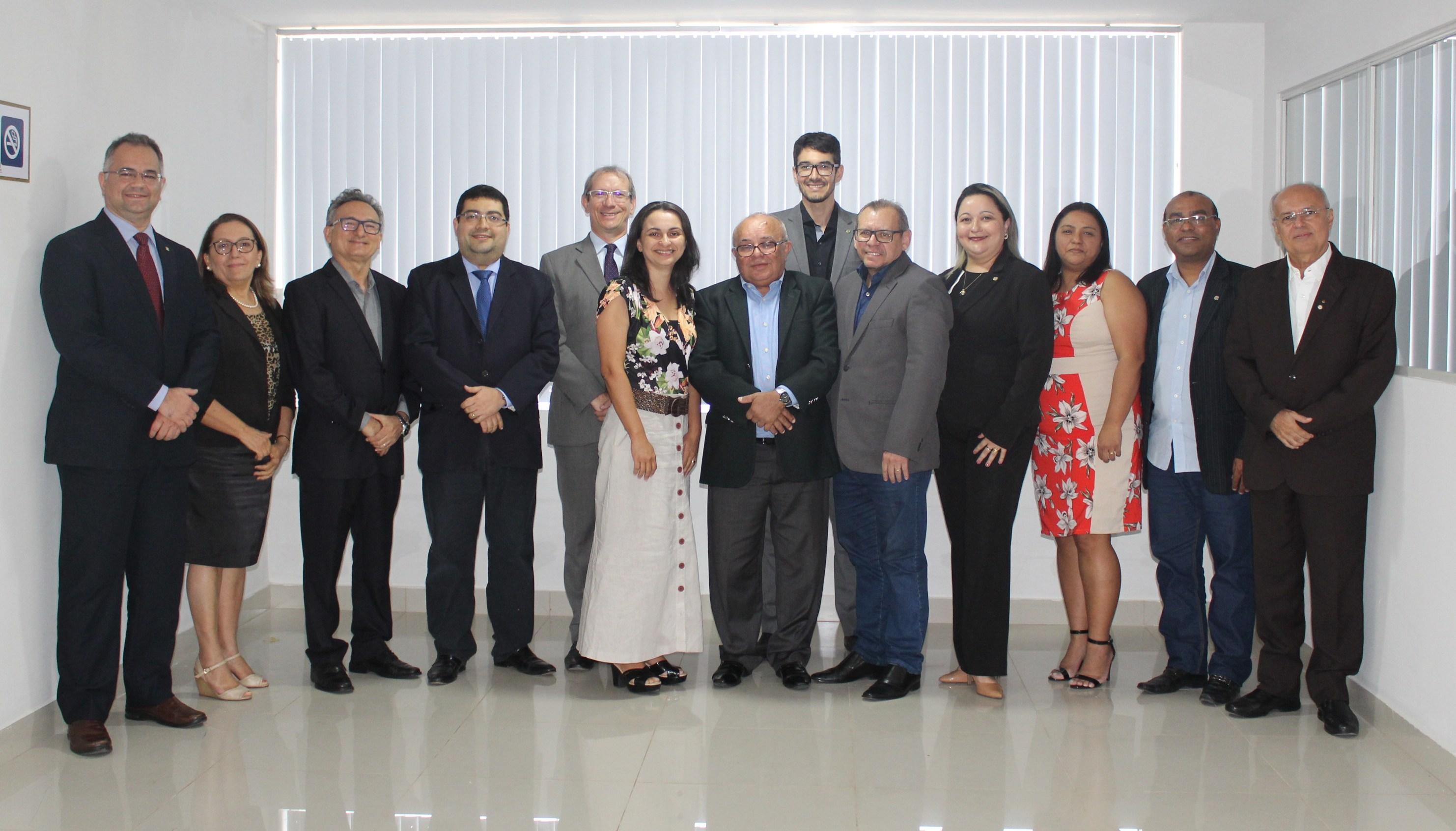 Conselheiros realizam última reunião plenária de 2018 e comemoram conquistas do CRC-PI