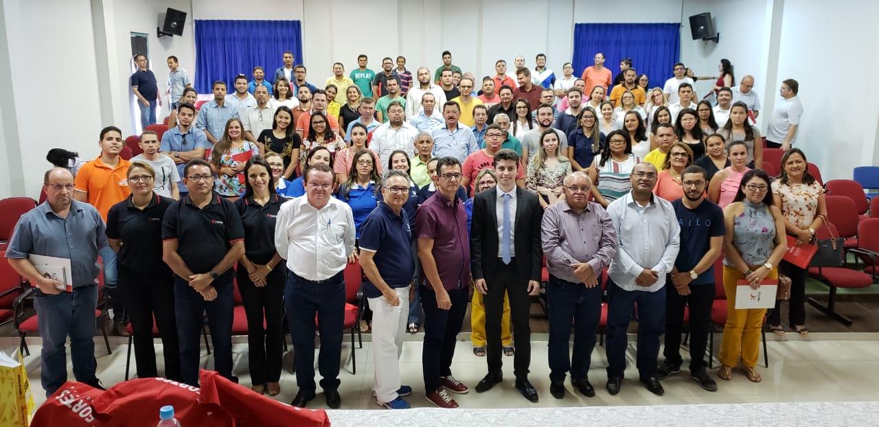 Profissionais de Picos participam de curso sobre Malhas Fiscais
