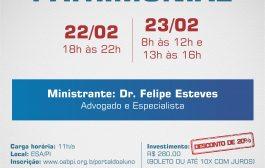 ESA-Piauí abre inscrições para curso em Blindagem Patrimonial