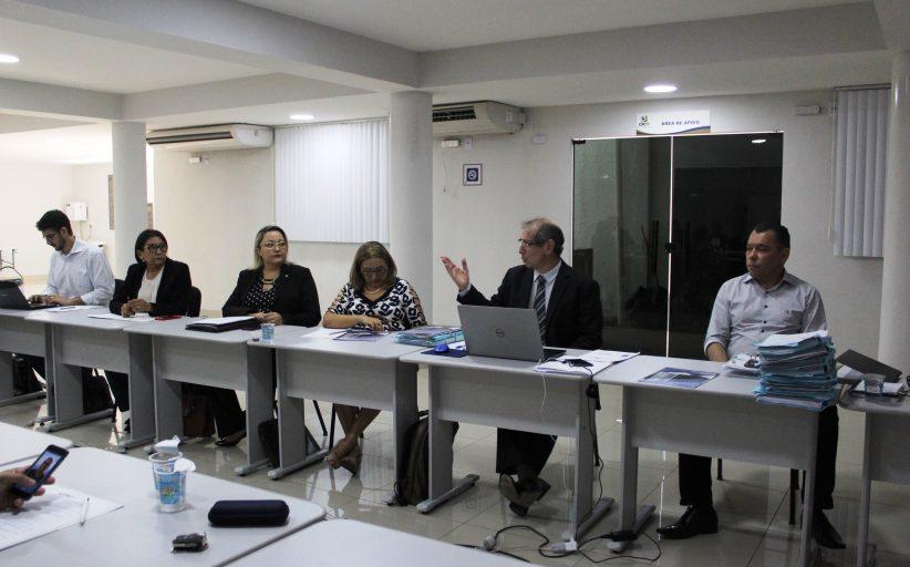 CRC-PI faz balanço das ações de janeiro de 2019 em reunião plenária