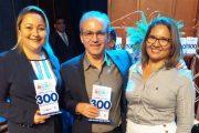 CRC-PI recebe homenagem do Teresina em Ação pelos serviços voluntários nas comunidades